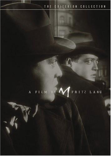 M (1931) (Criterion Collection, 2 DVDs)