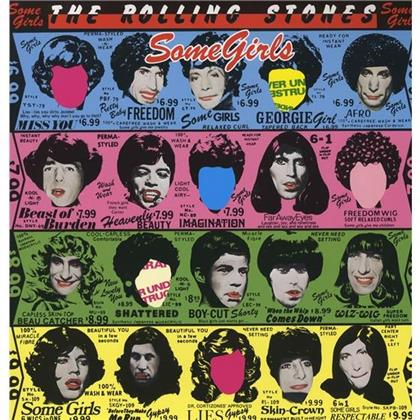 The Rolling Stones - Some Girls (LP)