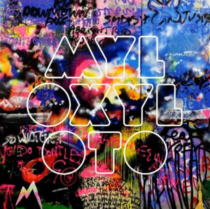 Coldplay - Mylo Xyloto (LP)