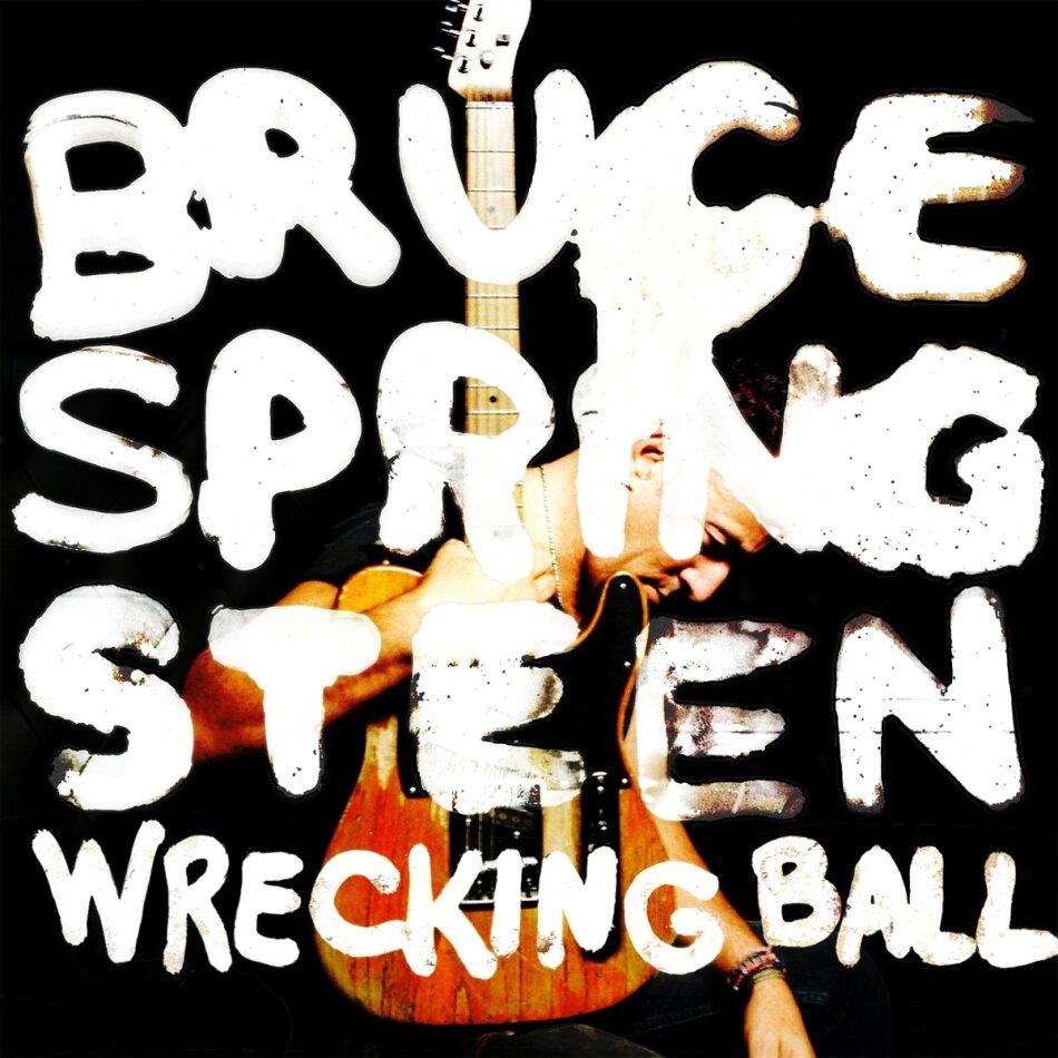 Bruce Springsteen - Wrecking Ball (LP + CD)
