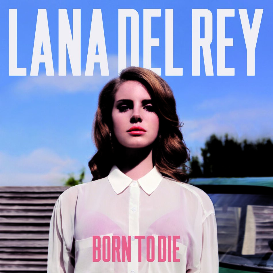 Lana Del Rey - Born To Die (LP)