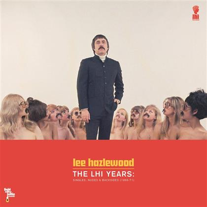 Lee Hazlewood - Lhi Years: Singles, Nudes & Backsides 1968-71 (Remastered, LP)
