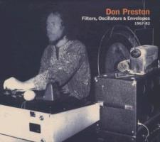 Don Preston - Filters, Oscillators & Envelopes 1967-75 (LP)