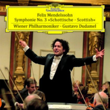 Felix Mendelssohn-Bartholdy (1809-1847), Gustavo Dudamel & Wiener Philharmoniker - Symphony No 3 In A Minor / Op 56 Scottish (LP)