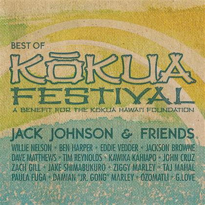 Jack Johnson - Jack Johnson & Friends: Best Of Kokua Festival (2 LPs + Digital Copy)