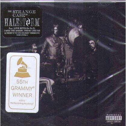 Halestorm - Strange Case Of - Clear Vinyl (LP)
