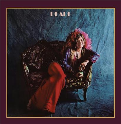 Janis Joplin - Pearl (LP)