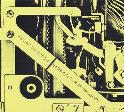 D.A.F. (Deutsch Amerikanische Freundschaft) - Produkt Der Deutsch-Amerikanischen Freundschaft (LP)