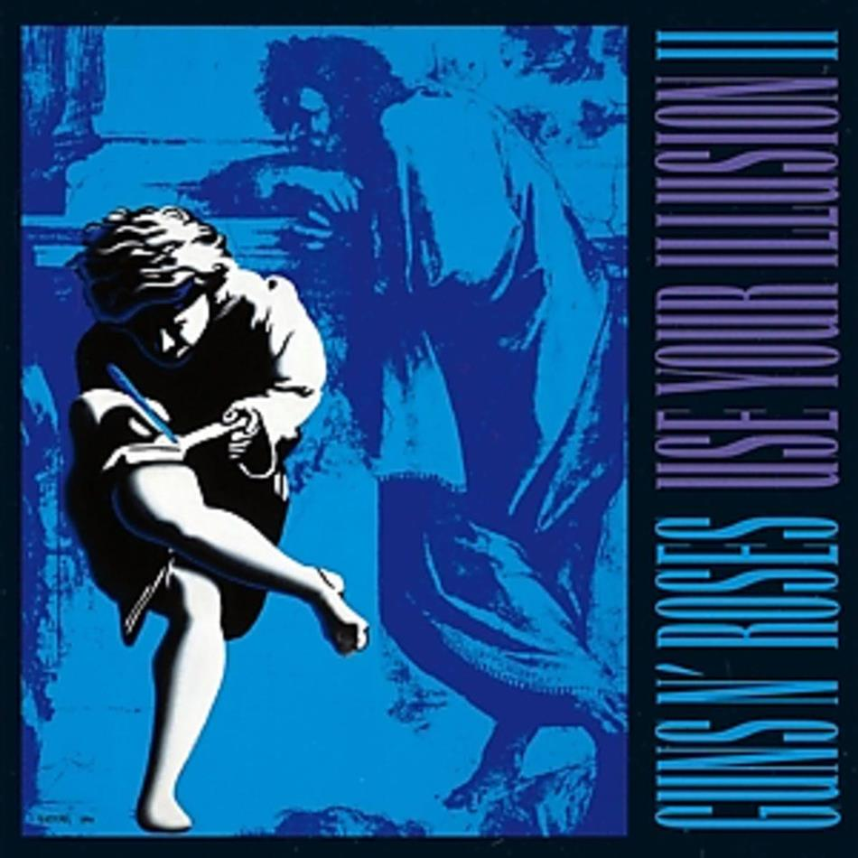 Guns N' Roses - Use Your Illusion 2 - Back To Black (LP)