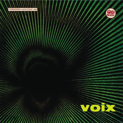 Egisto Macchi - Voix - Reissue (Remastered, LP)