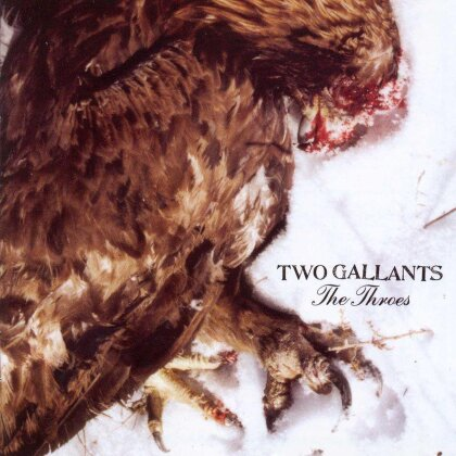 Two Gallants - Throes (LP)