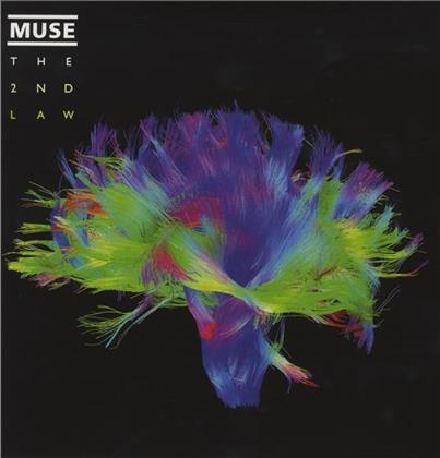 Muse - 2nd Law (2 LPs)