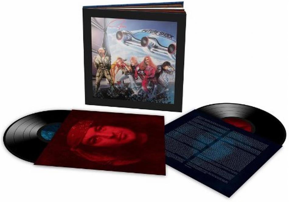Ian Gillan - Future Shock (Limited Edition, LP)