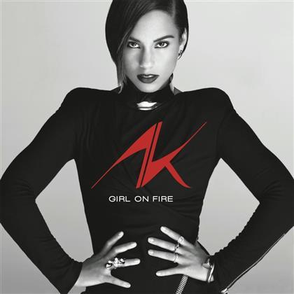 Alicia Keys - Girl On Fire (LP)