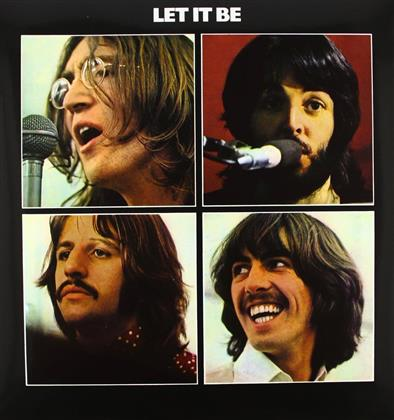 The Beatles - Let It Be - Reissue (Remastered, LP)