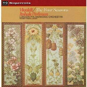 Antonio Vivaldi (1678-1741), Perlman & Royal Philharmonic Orchestra - Four Seasons (LP)
