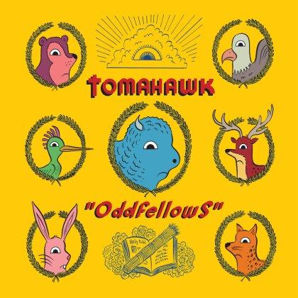 Tomahawk (Mike Patton) - Oddfellows (LP)