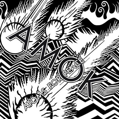 Atoms For Peace (Yorke/Flea/Waronker) - Amok (LP + Digital Copy)