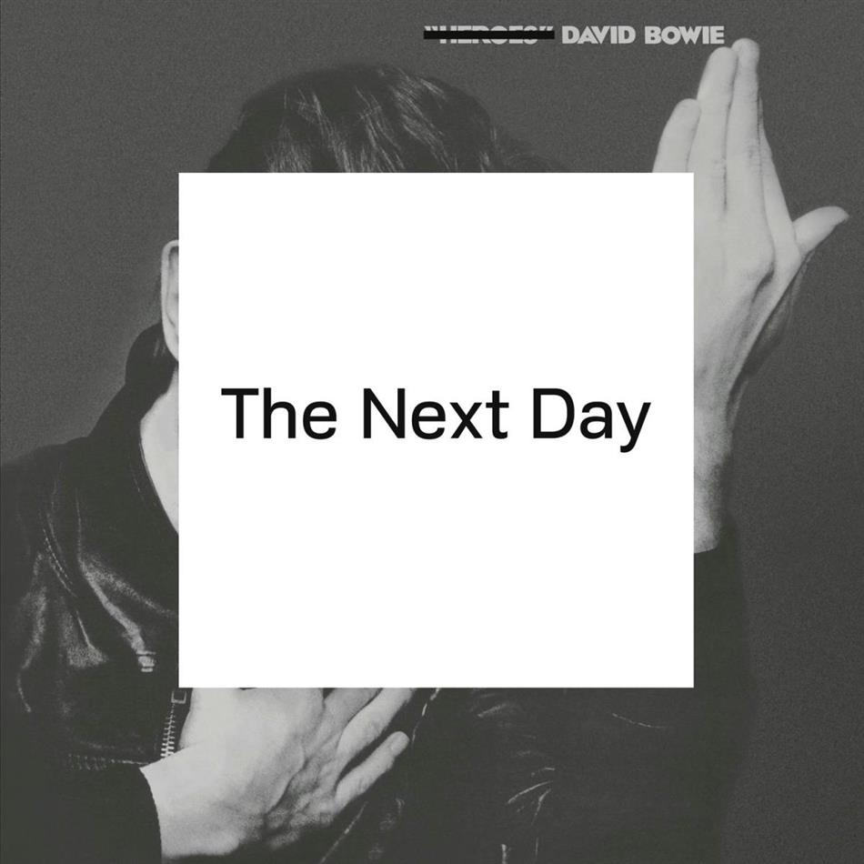 David Bowie - Next Day (2 LPs + CD)