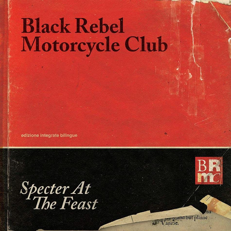 Black Rebel Motorcycle Club - Specter At The Feast (2 LPs)