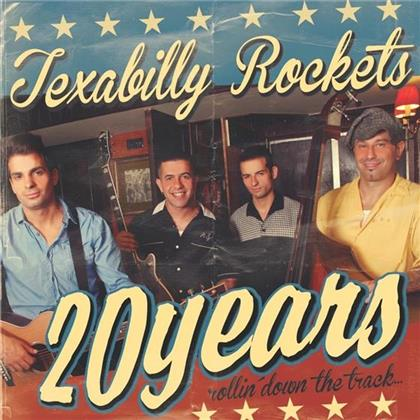 Texabilly Rockets - 20 Years Rollin' Down The