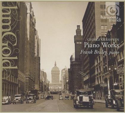 Frank Braley & George Gershwin (1898-1937) - Klavierwerke