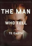 The man who fell to earth (1976) (Criterion Collection)