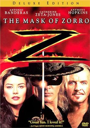 The mask of Zorro (1998) (Deluxe Edition)
