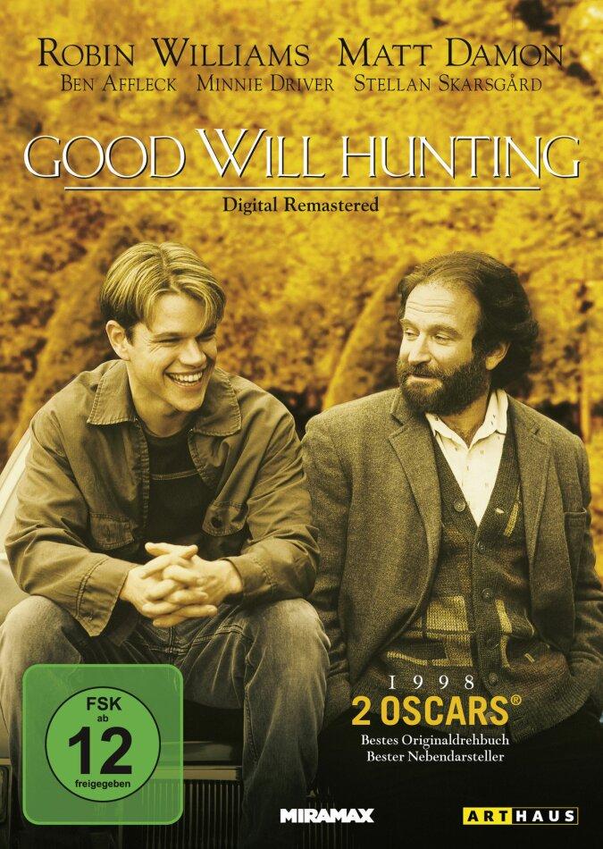 Good Will Hunting (1997) (Arthaus, Versione Rimasterizzata)