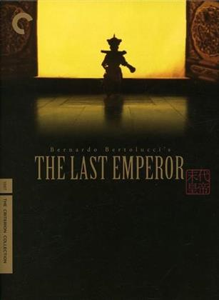 The Last Emperor (1987) (Criterion Collection, 4 DVDs)