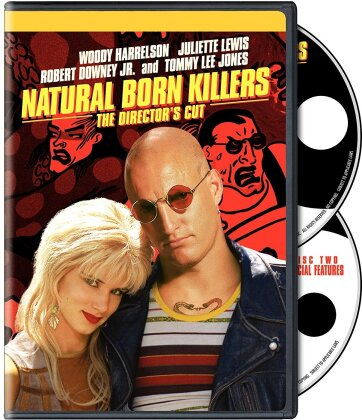 Natural Born Killers (1994) (Director's Cut, 2 DVDs)