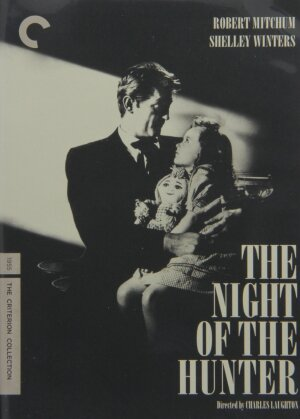 The Night of the Hunter (1955) (s/w, Criterion Collection, 2 DVDs)