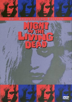 Night of the living dead (1968) (30th Anniversary Edition, s/w)
