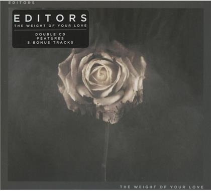 Editors - Weight Of Your Love (Limited Edition, 2 CDs)