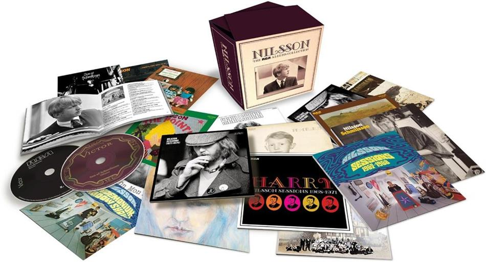 Harry Nilsson - Rca Albums Collection (17 CDs)