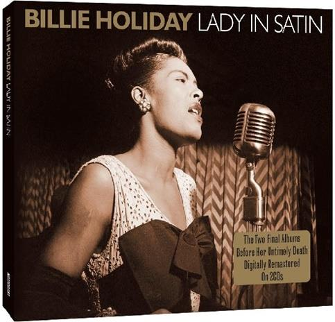 Billie Holiday - Lady In Satin (2 CDs)