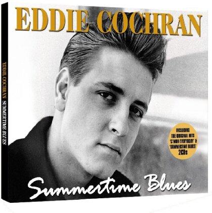 Eddie Cochran - Summertime Blues (2 CDs)