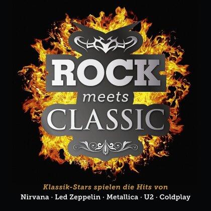 Rock Meets Classic - Various - 2013 (2 CDs)