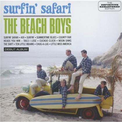 The Beach Boys - Surfin' Safari - + Bonustracks