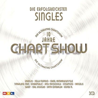 Ultimative Chartshow - Erfolgreichste Singles (3 CDs)
