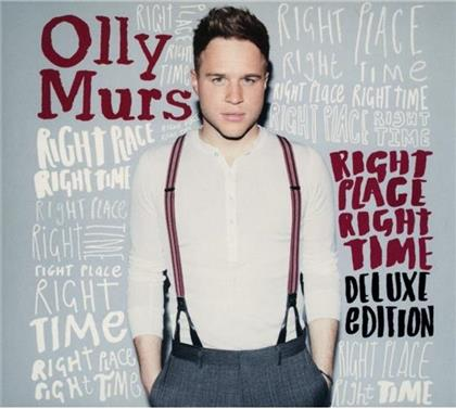 Olly Murs - Right Place Right Time (2 CDs)
