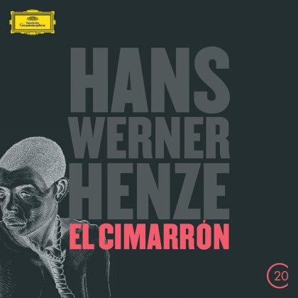 Pearson, Zoeller, Brouwer, Yamash'ta & Hans Werner Henze (1926 - 2012) - El Cimarron