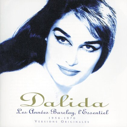 Dalida - Annees Barclay (Reissue, Remastered, 2 CDs)