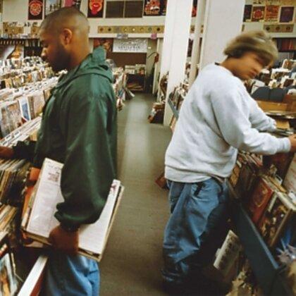 DJ Shadow - Endtroducing (Limited Edition, 2 LPs + Digital Copy)