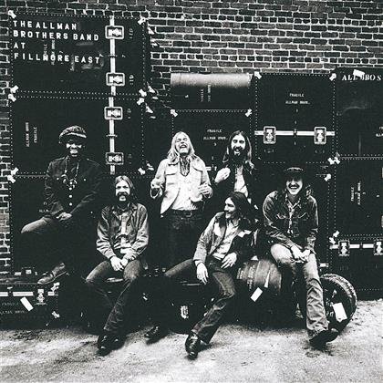The Allman Brothers Band - At Fillmore East - Live