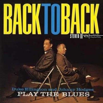 Duke Ellington & Johnny Hodges - Back To Back - 45RMP (2 LPs)