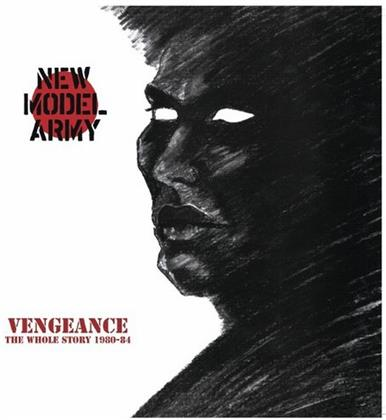 New Model Army - Vengeancelp (2 LPs + CD)