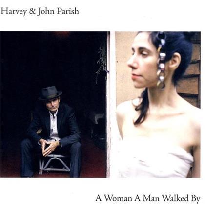 PJ Harvey & John Parish - A Woman A Man Walked By (LP)