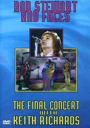 Rod Stewart & The Faces - The Final Concert with Keith Richards (Inofficial)