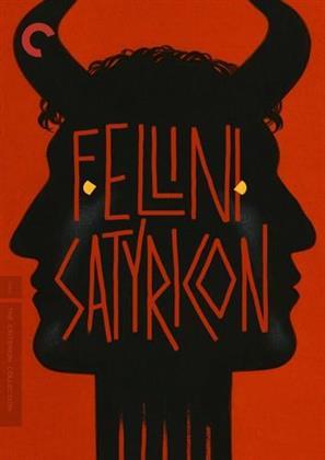 Fellini - Satyricon (1969) (Criterion Collection, 2 DVD)
